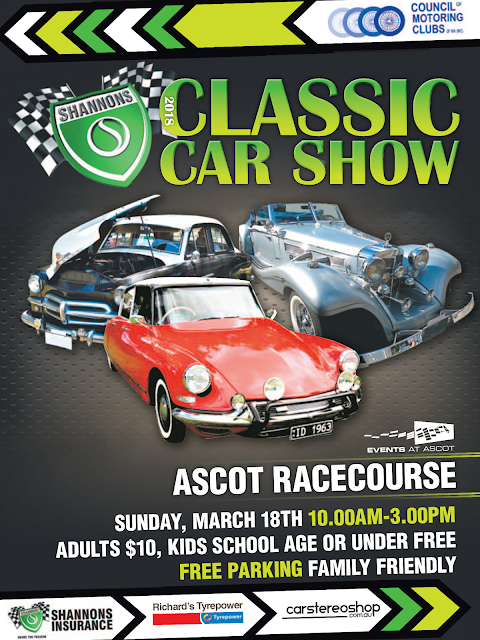 Shannons classic car show