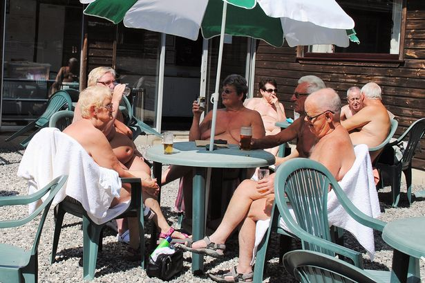 Nudist camps in yorkshire