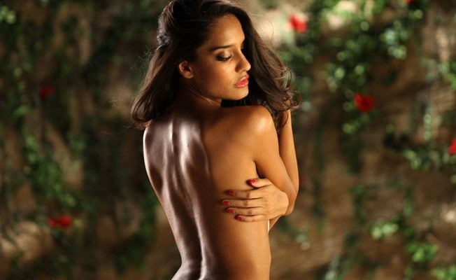 Nudes of bollywood heroines
