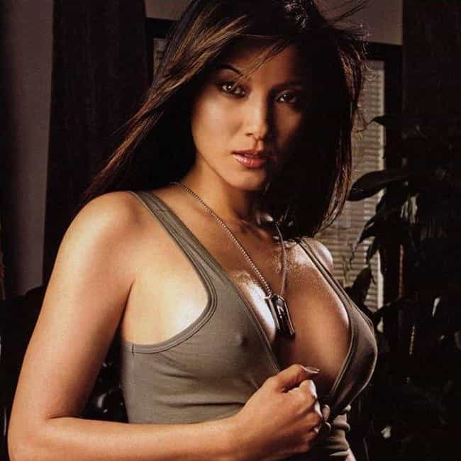 Hottest naked asian woman alive