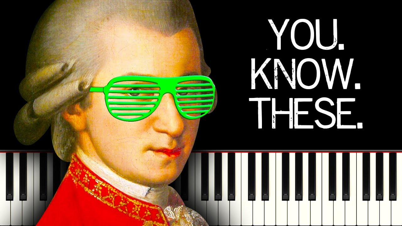 Most popular classical songs of all time