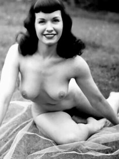 Nude pics of bettie page